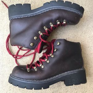 American Eagle Boots 9